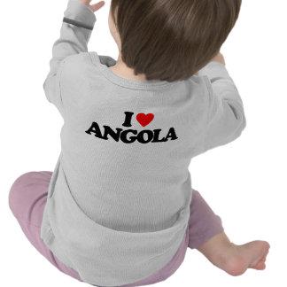 EU AMO ANGOLA T-SHIRTS