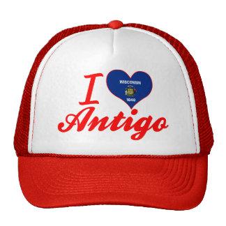 Eu amo Antigo, Wisconsin Bone