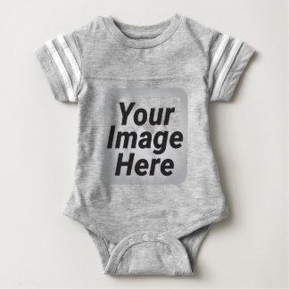 Eu amo Atlanta Body Para Bebê