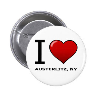 EU AMO AUSTERLITZ, NY PINS