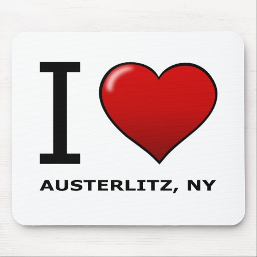 EU AMO AUSTERLITZ, NY MOUSEPAD