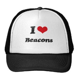 Eu amo BALIZAS Bonés
