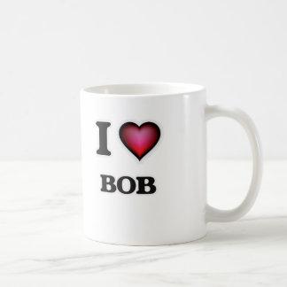 Eu amo Bob Caneca De Café