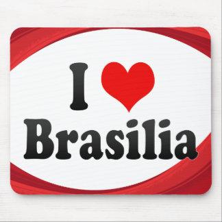 Eu amo Brasília, Brasil Mousepad