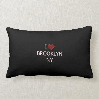 Eu amo Brooklyn, NY Travesseiros