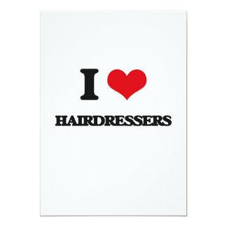 Eu amo cabeleireiro