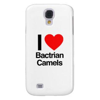 eu amo camelos bactrianos galaxy s4 cases