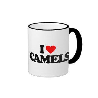 EU AMO CAMELOS CANECA