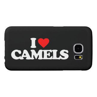 EU AMO CAMELOS CAPA PARA SAMSUNG GALAXY S6