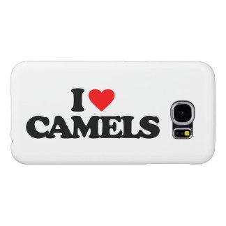 EU AMO CAMELOS CAPAS SAMSUNG GALAXY S6