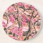 Eu amo Camo cor-de-rosa Porta Copos Para Bebidas