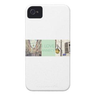 """Eu amo capa de iphone 4 de Annecy"" mal lá"