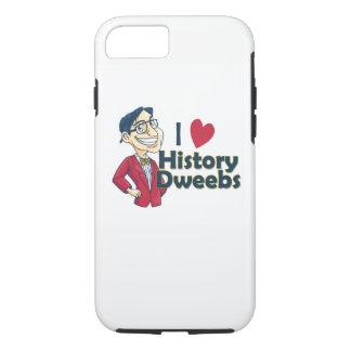 Eu amo capas de iphone dos Dweebs da história