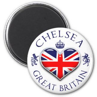 Eu amo Chelsea Imã