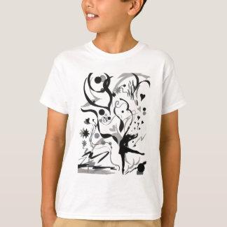Eu amo dançar! camiseta