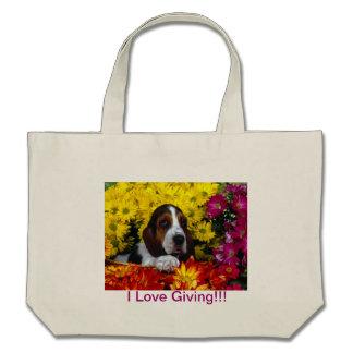 eu amo dar bolsas