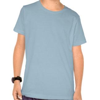 """Eu amo de """"o t-shirt do alinhador longitudinal Pet"""