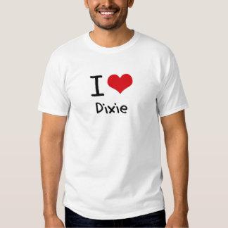 Eu amo Dixie Tshirt
