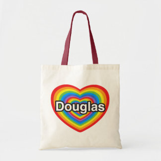 Eu amo Douglas. Eu te amo Douglas. Coração Bolsa