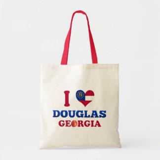 Eu amo Douglas, Geórgia Bolsas De Lona