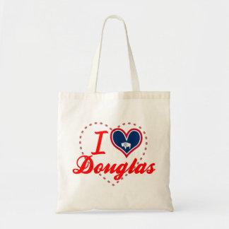 Eu amo Douglas, Wyoming Bolsa Para Compra