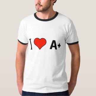 Eu amo editar tshirts