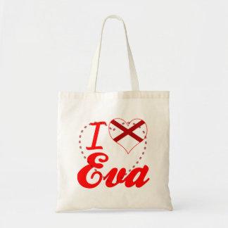Eu amo Eva, Alabama Bolsa