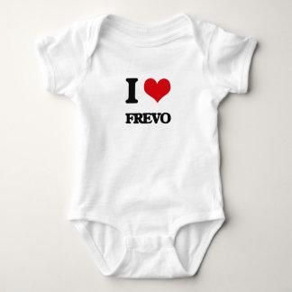 Eu amo FREVO Camiseta