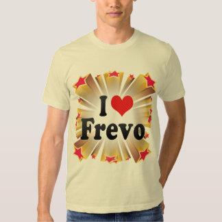 Eu amo Frevo Tshirt