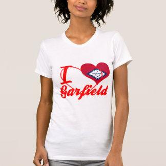 Eu amo Garfield, Arkansas T-shirts