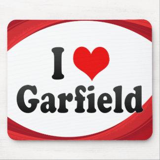 Eu amo Garfield, os Estados Unidos Mouse Pad