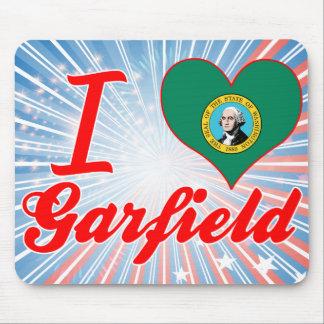 Eu amo Garfield, Washington Mousepad