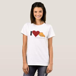 Eu amo gatinhos Neonatal!  Camisa