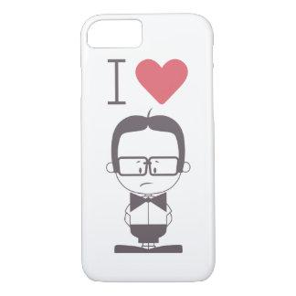 Eu amo geeks capa iPhone 7