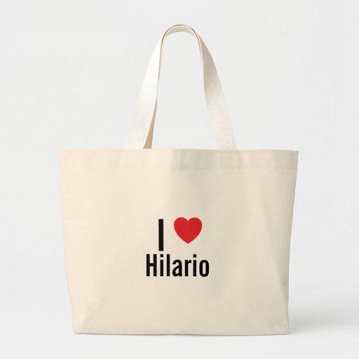 Eu amo Hilario Bolsa