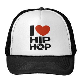 Eu amo Hip Hop Boné