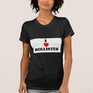 Eu amo Hollister T-shirts