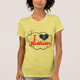 Eu amo Hollister, Idaho T-shirts