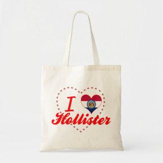 Eu amo Hollister, Missouri Bolsas Para Compras