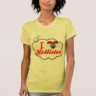 Eu amo Hollister, Missouri T-shirts