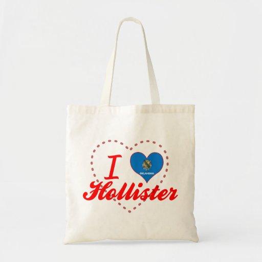 Eu amo Hollister, Oklahoma Bolsa