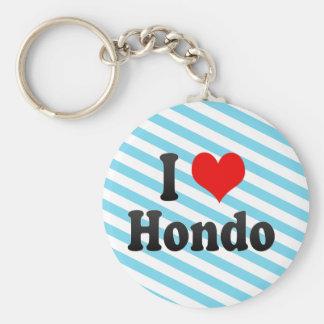 Eu amo Hondo Japão Aisuru Hondo Japão Chaveiros
