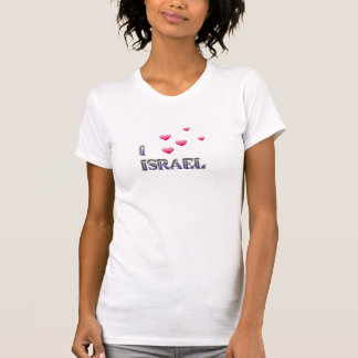 Eu amo Israel Tshirt