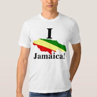 EU AMO JAMAICA!! T-SHIRT