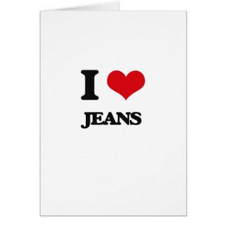 Eu amo jeans