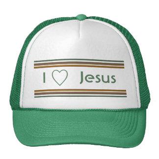 Eu amo Jesus Boné