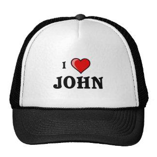 Eu amo John Boné