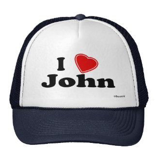 Eu amo John Bones
