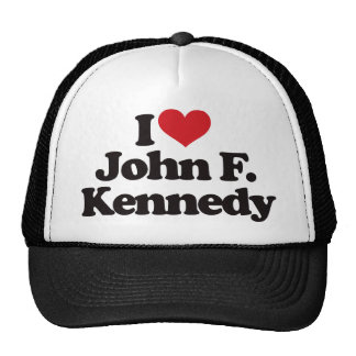 Eu amo John F Kennedy Bone