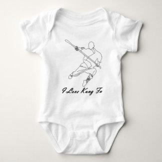 Eu amo Kung Fu Tshirt